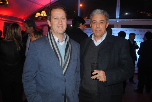 Álvaro Facello, José Luis Lagreca.