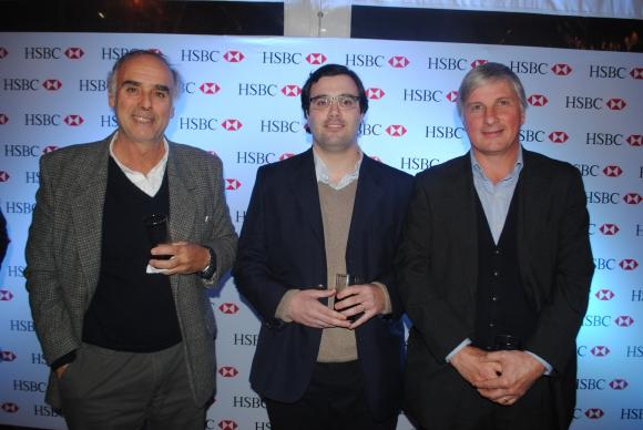 Ramiro Gerona, Miguel Sartori, Pablo Inciarte.