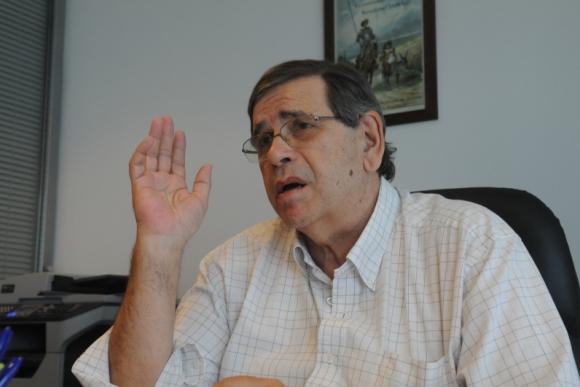 Carlos Díaz, director de la Secretaría Nacional Antilavado. Foto: Archivo El País.