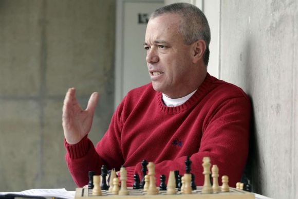 John Jairo Velásquez , alias Popeye. Foto: AFP