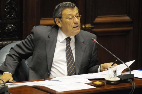 Rodolfo Nin Novoa. Foto: Archivo El País