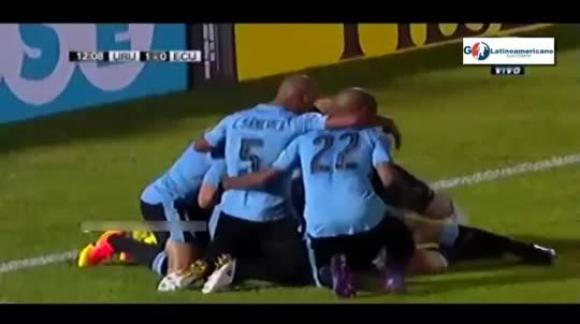 Uruguay 2-1 Ecuador (Eliminatorias 2018)