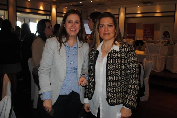Nancy Guerra, Ana Inés Díaz.