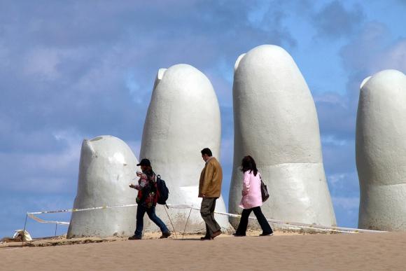 Los dedos es un lugar que la Intendencia pretende potenciar. Foto: R. Figueredo