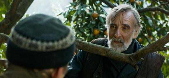 El carpintero de unos cajones para mandarinas alojará en su casa a dos enemigos.