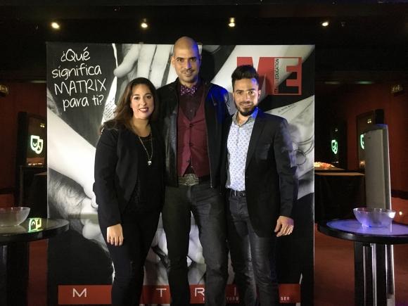 Cecilia Camarano, Jacob Oliveras, Gonzalo Murillo.