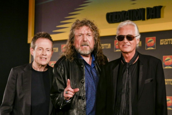 Led Zeppelin. Foto: Difusión