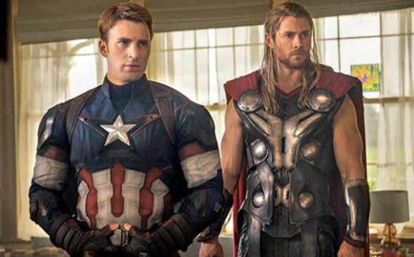 <i>Los Vengadores</i> serán parte del especial previo a la entrega de premios.