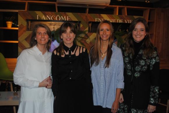 María Noel Fossati, Pía Supervielle, Valeria Rienzi, Margo Baridón.