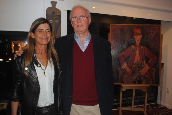 Mariana Herrán, Juan Storm.