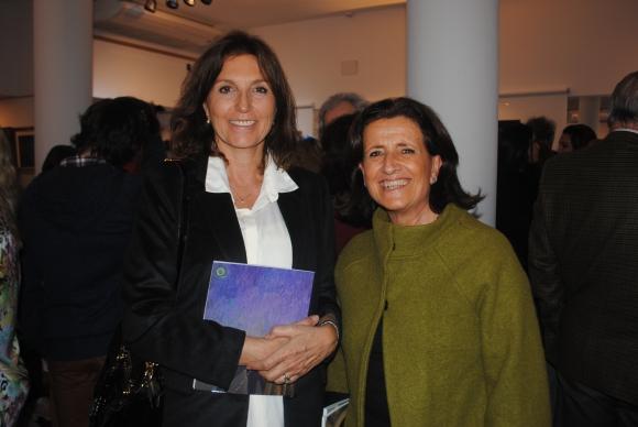 Patricia Fernández, Susana Iglesias.