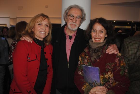 Silvinha Rodríguez Martins, Enrique Anchordoqui, Clotilde Caubarrere.