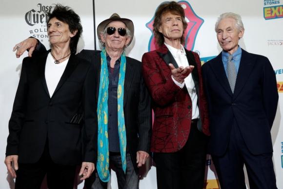 The Rolling Stones. Foto. Reuters