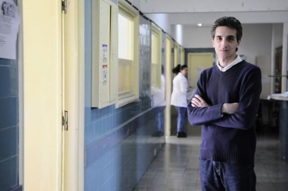 VÍctor Raggio es uno de los genetistas más consultados del país.  Foto: D. Borrelli