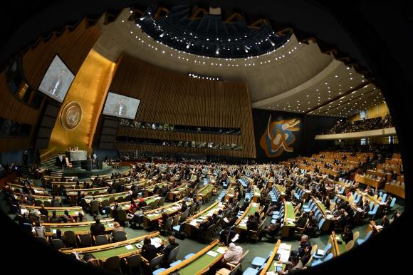 ONU. Foto: AFP