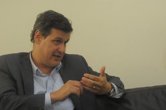 Jorge Díaz, Fiscal de Corte. Foto: Leonardo Carreño