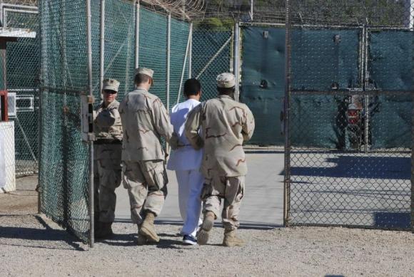 Guantánamo, en Cuba. Foto: Reuters.