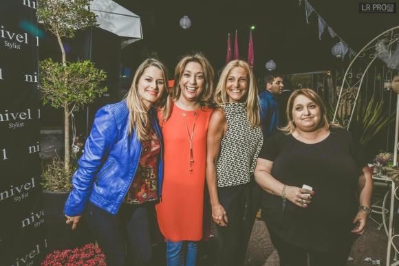 Cecilia Pereyra, Patricia Falero, Mariela Israel, Ana Laura Falero.