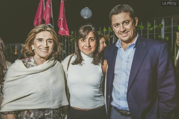 Margara Shaw , Mariana Medisaval, Federico Arrosa.