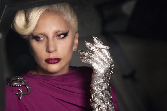 Lady Gaga fue la elegida de Ryan Murphy para protagonizar la quinta temporada.