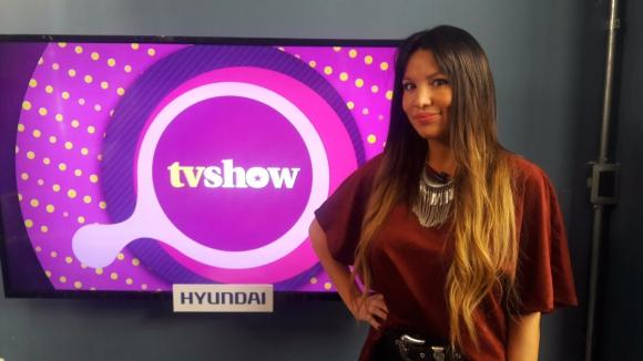 Natalia Camilo en Tv Show.