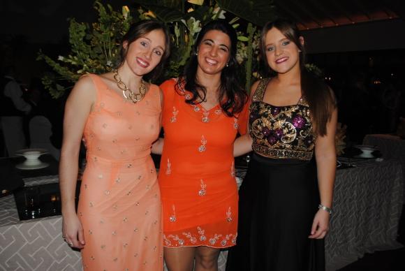 Iliana Díaz, Romina Bianchimano, Ana Lucía Garmendia.