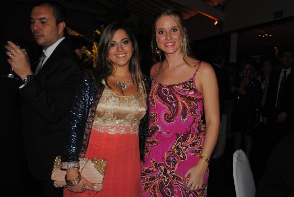 Lorena Lezama, Inés Gallo.