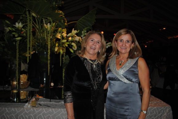 Victoria y Carola Díaz Solsona.