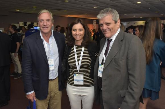 Alberto Fleurquin, Patricia Miller, Claudio Piacenza