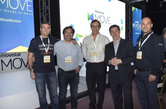César García Gómez , Mariano Amartino , Enrique Baliño, Marcelo Tarakdjian, Claudio Caracciolo