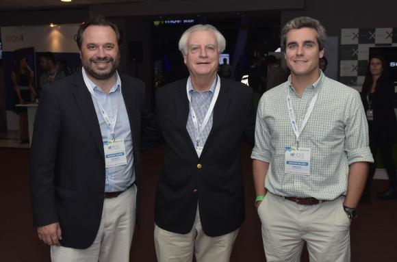 Jaime Miller, Orlando y Martín Dovat