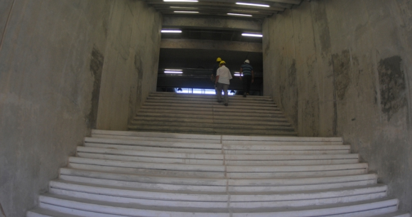 Estadio de Peñarol. Foto: Ariel Colmegna