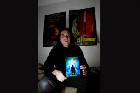 Alejandro Yamgotchian, organizador de Montevideo Fantástico (Foto: Fernando Ponzetto)