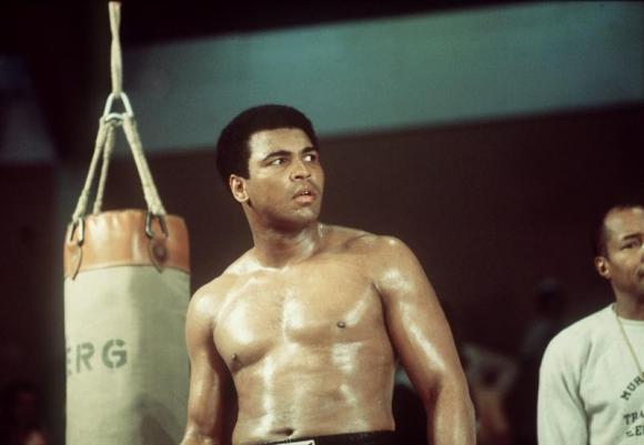 Muhammad Ali. Foto: EFE