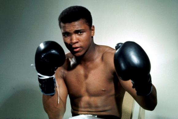 Muhammad Ali. Foto: Reuters