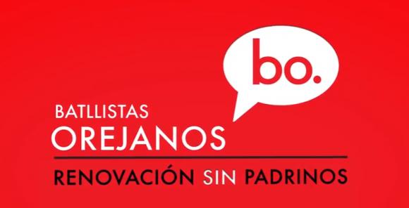 Batllistas Orejanos (BO), el nuevo secotor colorado. Foto: Captura