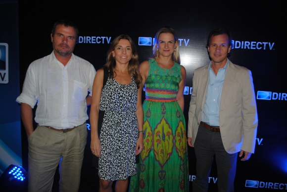 Martín Papich, Virginia Geninazzi, Mercedes Ros, Pablo Etcheverry.