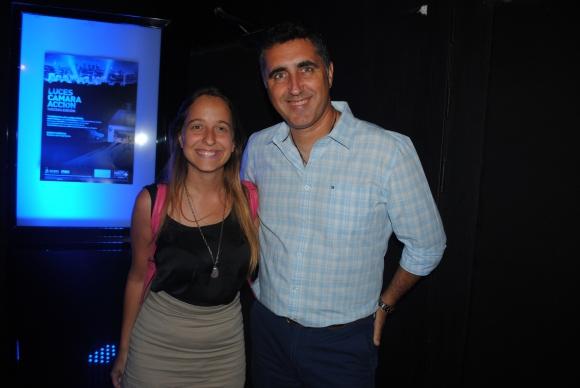 Florencia Giorgi, José Pereira Machado.