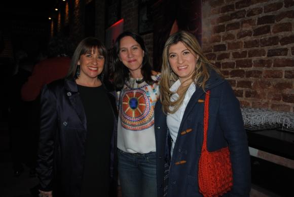 Claudia Calace, María Noel Álvarez, Cynthia Caraballo.