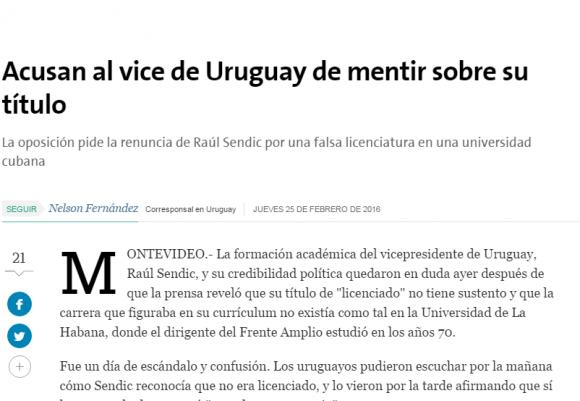 La Nación de Argentina