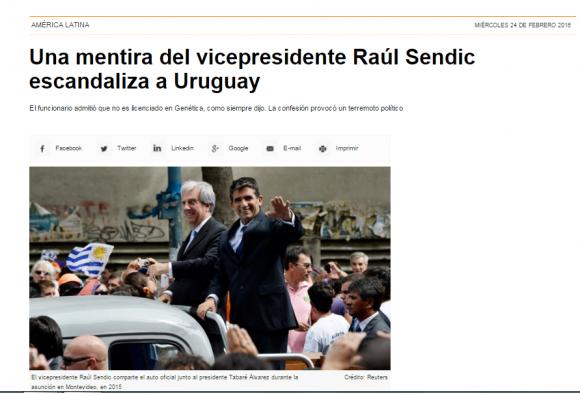Infobae de Argentina