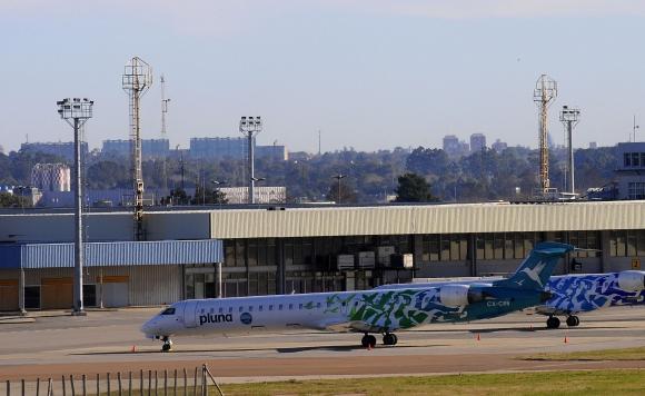 TCR cree que Pluna ente tiene obligaciónes derivadas de la compra de aviones. Foto: F. Flores