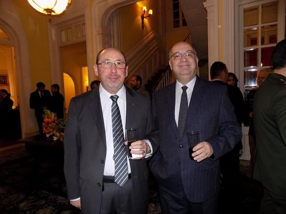 Alfredo Etchandy, César Ferrer.