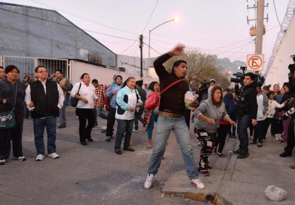 Motín en una cárcel mexicana deja decenas de muertos. Foto: EFE