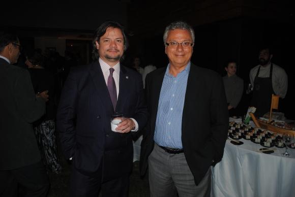 Rene Correa, Ricardo Domínguez.