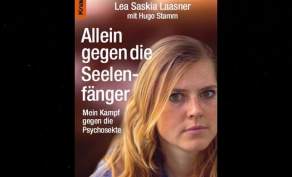 Allein gegen dei Seelenfänger, libro de Lea Laasner. Foto; Difusión