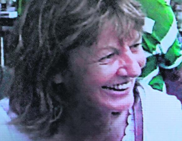 Ursula Frei, madre de Lea Laasner. Foto: Archivo El País