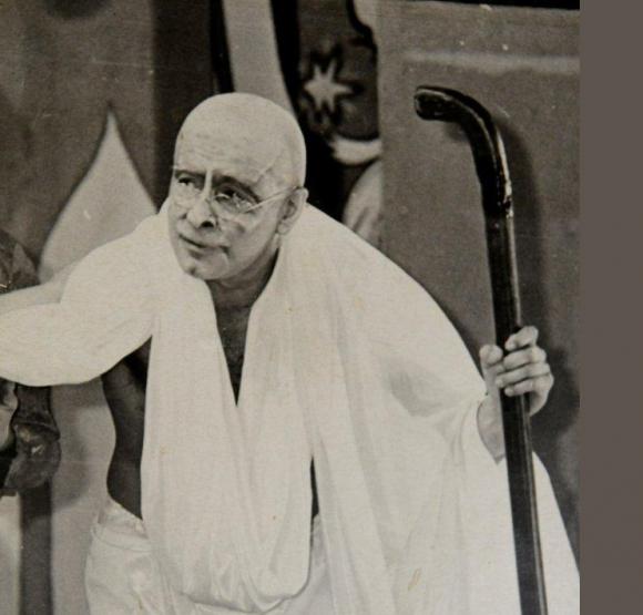 Gandhi, una de sus interpretaciones más recordadas.
