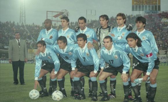 Marcelo Zalayeta dejaría el fútbol antes de lo previsto. Foto: Archivo El País.