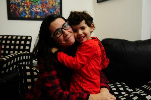 Ana Laura y Genaro. Foto: Marcelo Bonjour